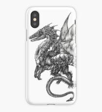 dragon tattoo iPhone Case/Skin