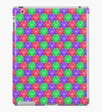 d20 Pattern iPad Case/Skin