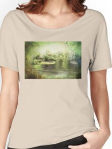 A Spring Dream - Theatre de l'Isle Women's Relaxed Fit T-Shirt