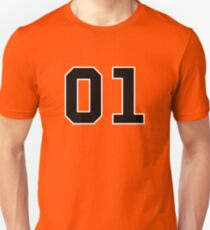 The General Lee – Dukes of Hazzard, 01 T-Shirt