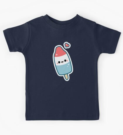 Kawaii Popsicle Kids Clothes
