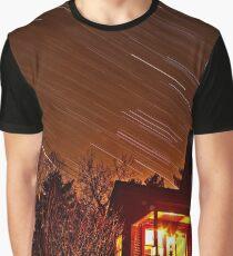 star trails Graphic T-Shirt
