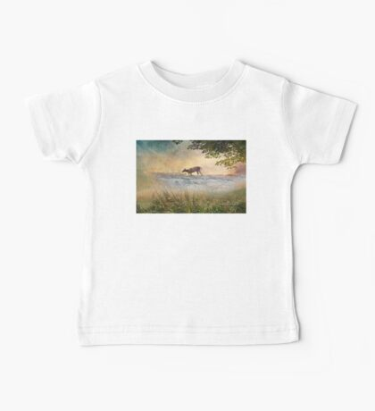 White Tail Deer Touting the Water - Parc National Mont Tremblant Kids Clothes