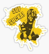 Sup Sucka! Sticker