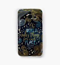 Rebel Of The Sands - For Each Place Samsung Galaxy Case/Skin