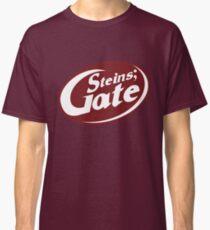 Steins;Gate - an intellectual beverage  Classic T-Shirt
