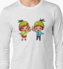 Zayton and Zaytonah Products Long Sleeve T-Shirt