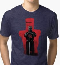 Invincible knight Tri-blend T-Shirt