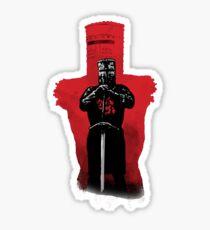 Invincible knight Sticker