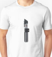Star Wars Darth Vader Lightsaber Hilt Unisex T-Shirt