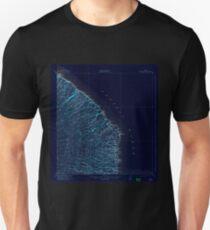USGS TOPO Map Hawaii HI Honomu 349832 1915 62500 Inverted T-Shirt