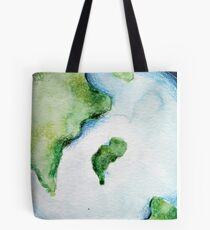 Artistic Earth Day  Tote Bag