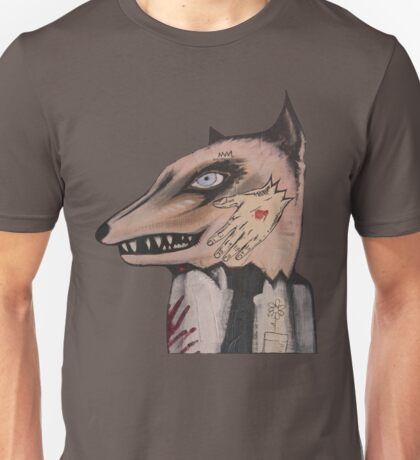 Knife Man by Andrew Jackson Jihad Unisex T-Shirt