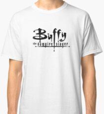 Buffy the Vampire Slayer chest level logo Classic T-Shirt