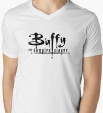 Buffy the Vampire Slayer chest level logo T-Shirt