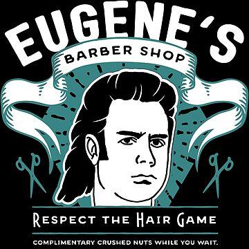 Eugene's Barber Shop by BennettX