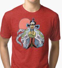 Jack Burton is in Big Trouble Tri-blend T-Shirt