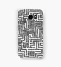 Pencil Sketch Samsung Galaxy Case/Skin