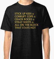 Cash & Rules Classic T-Shirt