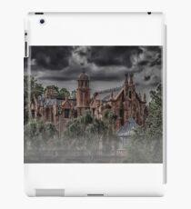 Halloween Haunted Mansion Fog iPad Case/Skin