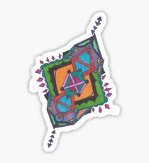 Lazer Beam Sticker