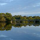 Brunswick River by Ellanita