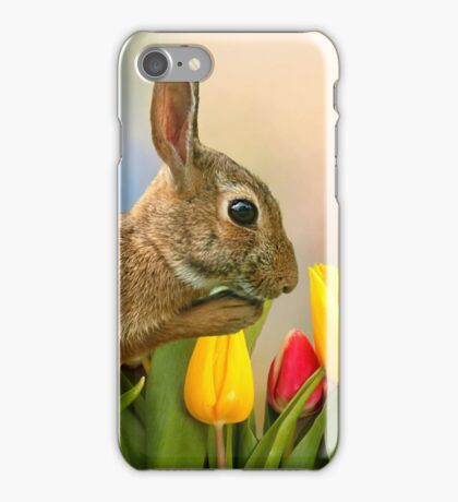 Happy Easter to all my Red Bubble Friends iPhone Case/Skin