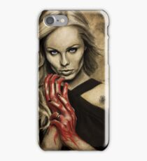 Wolf Blood iPhone Case/Skin