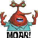 MOAR! - SpongeBob von LagginPotato64