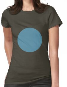 The Blue Circle Womens Fitted T-Shirt