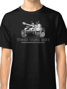 Tiger Tank Mark 1 Classic T-Shirt