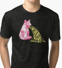 Word Vomit Tri-blend T-Shirt