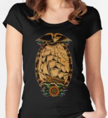 Clipper Ship Women's Fitted Scoop T-Shirt