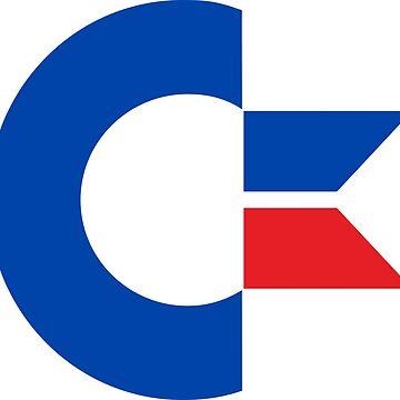 Commodore's C= chicken head logo by blagger