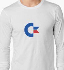 Commodore's C= chicken head logo Long Sleeve T-Shirt