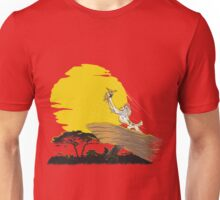 new lion king!! Unisex T-Shirt