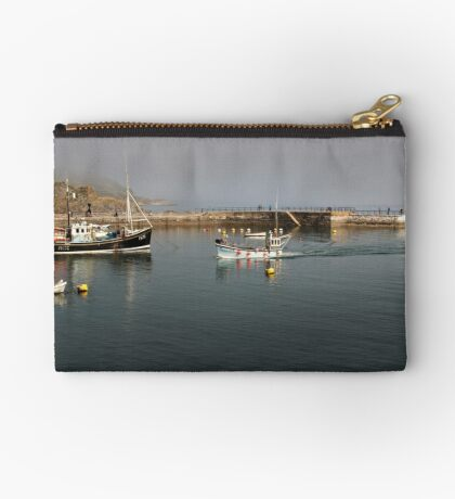 Safely Home Zipper Pouch