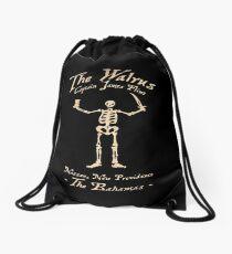 Black Sails - The Walrus Drawstring Bag