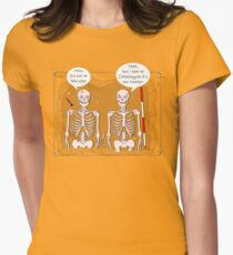 Archaeology Humour Women's Fitted T-Shirt