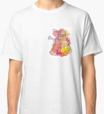 Dalek Watercolour Classic T-Shirt