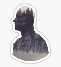 Lincoln - The 100 - Forest Sticker