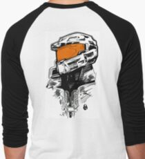 Hero of Halo Men's Baseball ¾ T-Shirt
