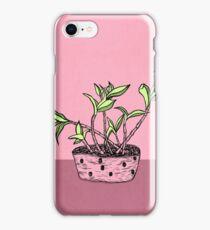 Wonky Flora 2 iPhone Case/Skin