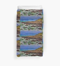 Northern Ireland. Giant's Causeway. Duvet Cover