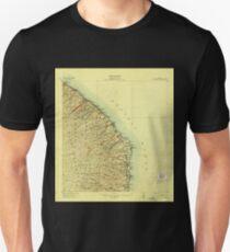 USGS TOPO Map Hawaii HI Honomu 349833 1915 62500 T-Shirt