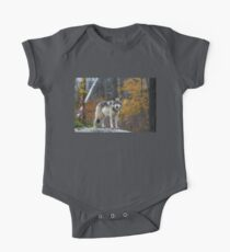Timber Wolf Kids Clothes