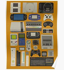 The console story Poster