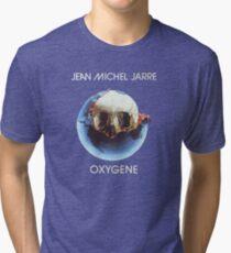 Jean-Michel Jarre - Oxygène Tri-blend T-Shirt
