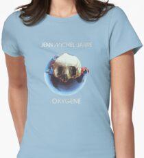 Jean-Michel Jarre - Oxygène Womens Fitted T-Shirt
