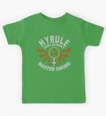 Hyrule academy Kids Tee